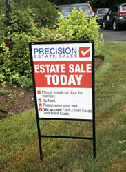 Estate Sale Company Services
